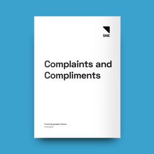Complaints and Compliments Policy image